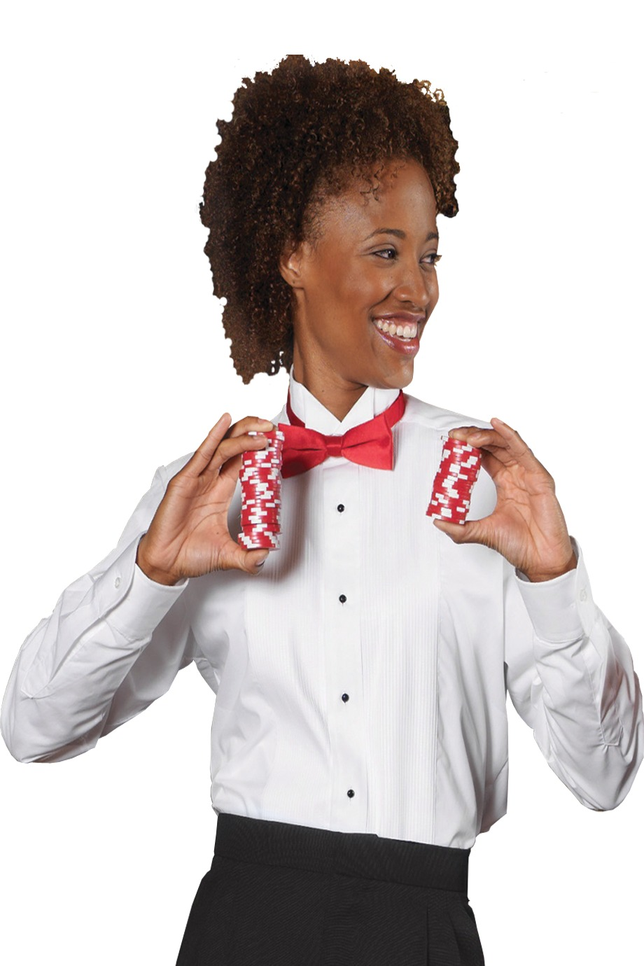 Edwards Garment 5390 - Women's Tuxedo Shirt