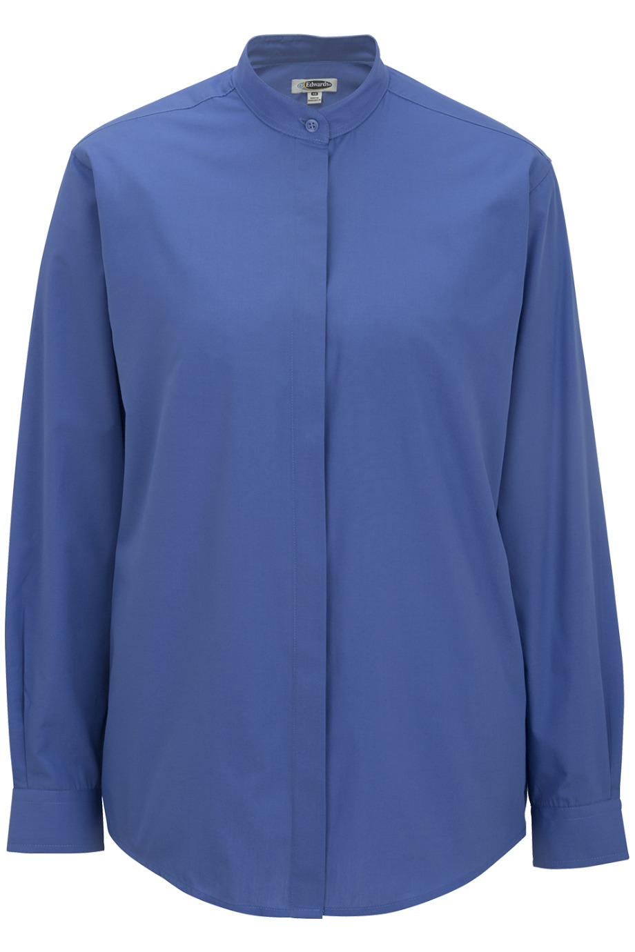Edwards Garment 5396 - Women's Long Sleeve Banded Collar ...