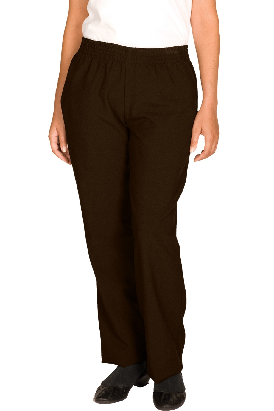 Edwards Garment 8888 - Women's Solid Pull-On-Pant