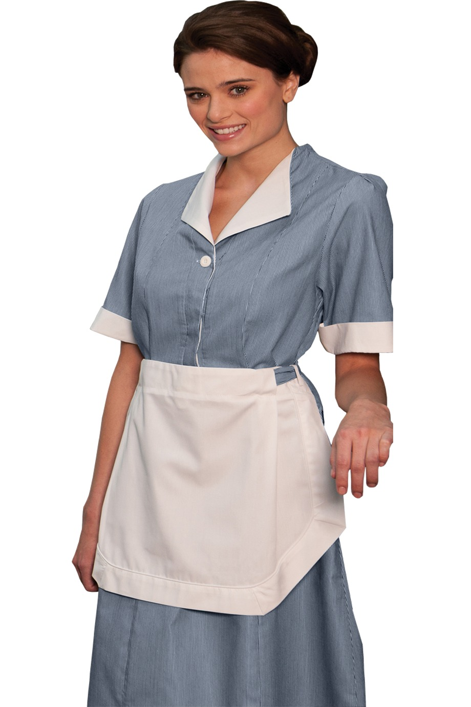 Edwards Garment 9895 - Women's Junior Cord Housekeeping ...