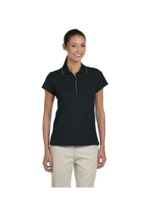 Adidas A89 - ClimaLite Tour Jersey Short-Sleeve Polo