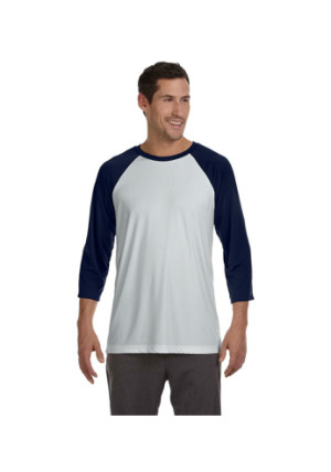 Alo M3229 - Baseball T-Shirt