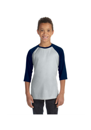Alo Y3229 - Youth Baseball T-Shirt