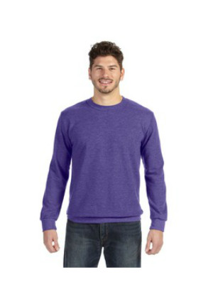 Anvil 72000 - Ringspun French Terry Crewneck Sweatshirt