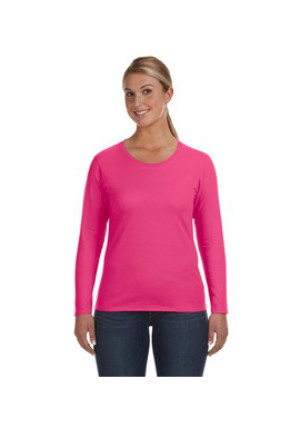 Anvil 884L - Ladies' Lightweight Long Sleeve T-Shirt