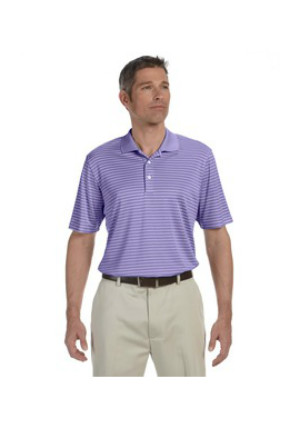 Ashworth 3046 - Performance Interlock Stripe Polo