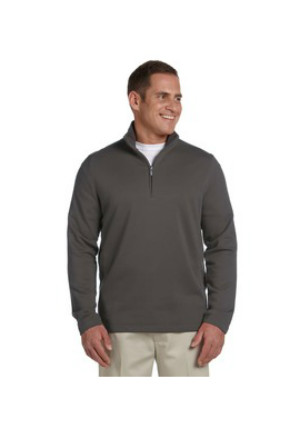 Ashworth 4019 - French Terry Half-Zip Pullover