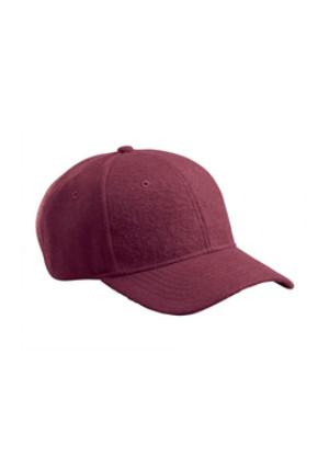 4f88e2f5059be Big Accessories BA528 - Wool Baseball Cap  3.98 - Headwear