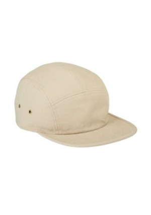Big Accessories BA523 - Square Panel Cap