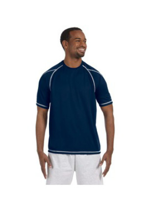 Champion T2057 - 4.1 oz. Double Dry® T-Shirt with ...