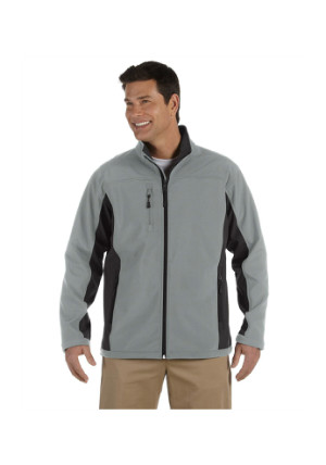 Devon & Jones D997 - Soft Shell Colorblock Jacket