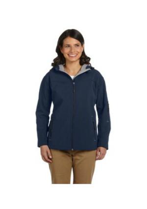 Devon & Jones D998W - Hooded Soft Shell Jacket