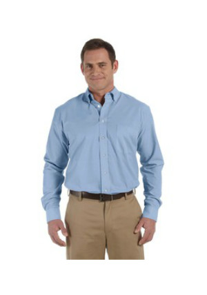 Harriton M555 - 3.48 oz. Chambray