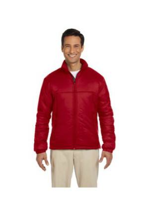 Harriton M797 - Essential Polyfill Jacket