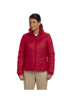 Harriton M797W - Essential Polyfill Jacket