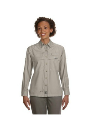 Hook & Tackle 1015L - Peninsula Long-Sleeve Performance Fishing Shirt