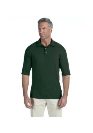 Jerzees 421M - 5.3 oz., 100% Polyester SPORT with Moisture-...