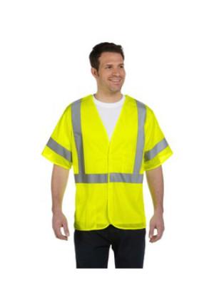 OccuNomix LUXHSG - Mesh Breakaway Vest, Class 3
