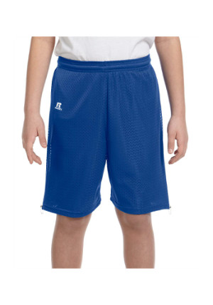 Russell Athletic 659AFB - Nylon Tricot Mesh Short