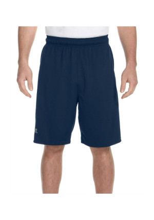 Russell Athletic 6B4DPM - Dri-Power® Colorblock Short