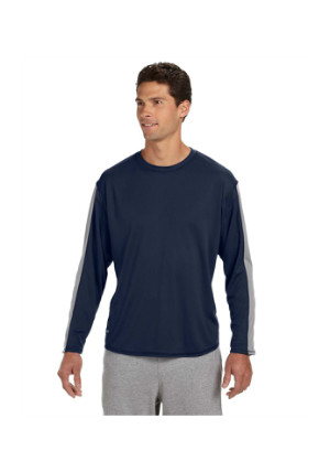 Russell Athletic 6B5DPM - Long-Sleeve Performance T-...