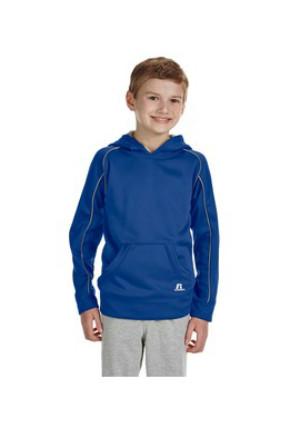 Russell Athletic 955EFB - Tech Fleece Pullover Hood