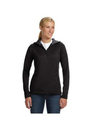 Russell Athletic FS8EFX - Tech Fleece Quarter-Zip Pullover ...