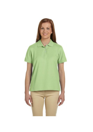 Devon & Jones D112W - Pima Pique Short-Sleeve Polo