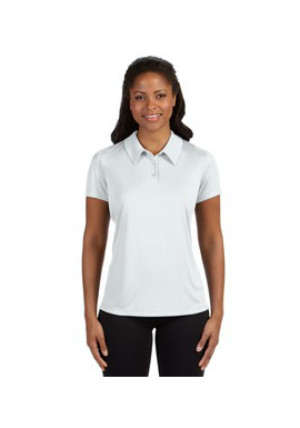 Alo W1809 - Performance Three-Button Polo