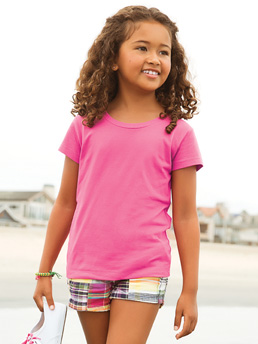 Alstyle 3362 - Girls Jersey Short Sleeve Tee