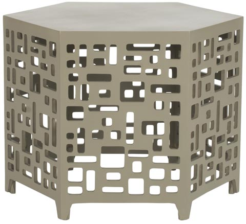 Safavieh - AMH4612C KELBY END TABLE