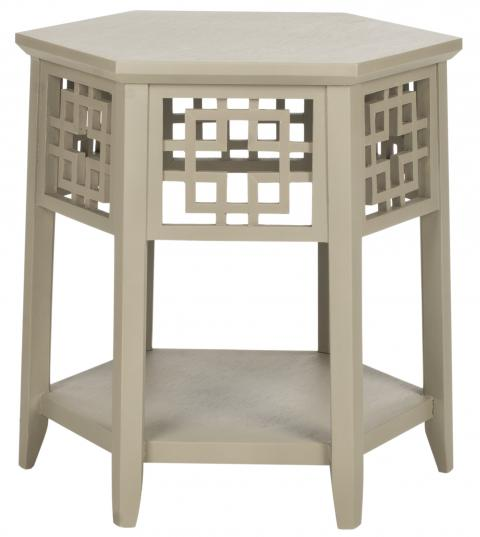 Safavieh - AMH4616C ZELDA END TABLE