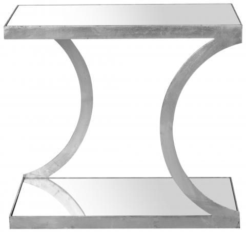 Safavieh - FOX2526A SULLIVAN ACCENT TABLE - SILVER