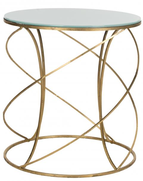 Safavieh - FOX2535A CAGNEY ACCENT TABLE