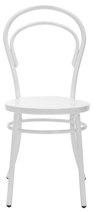 Safavieh - FOX5004A GATRIA SIDE CHAIR - WHITE (SET OF ...