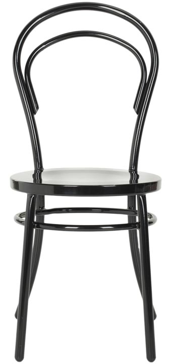 Safavieh - FOX5004B GATRIA SIDE CHAIR- BLACK (SET OF ...