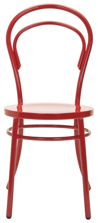 Safavieh - FOX5004R GATRIA SIDE CHAIR - RED (SET OF ...