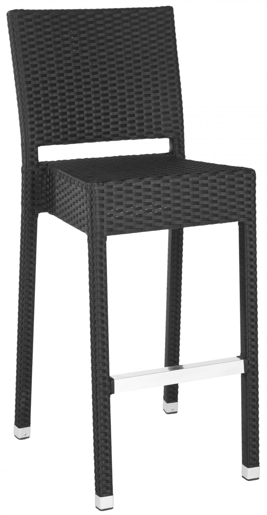 Safavieh - FOX5201A BETHEL INDOOR-OUTDOOR BAR STOOL