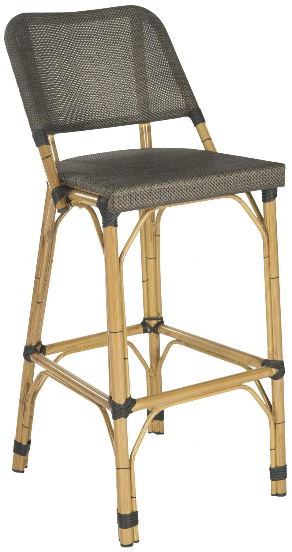 Safavieh - FOX5208A DELTANA INDOOR/OUTDOOR BARSTOOL ...