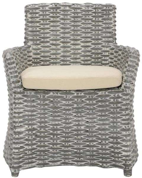 Safavieh - FOX6500A CABANA ARM CHAIR