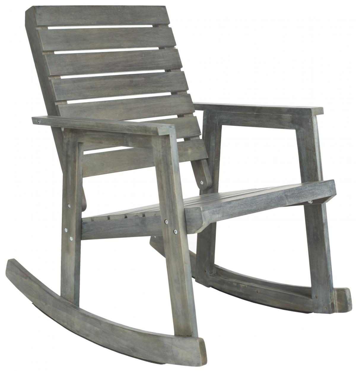 Safavieh - FOX6702A ALEXI ROCKING CHAIR