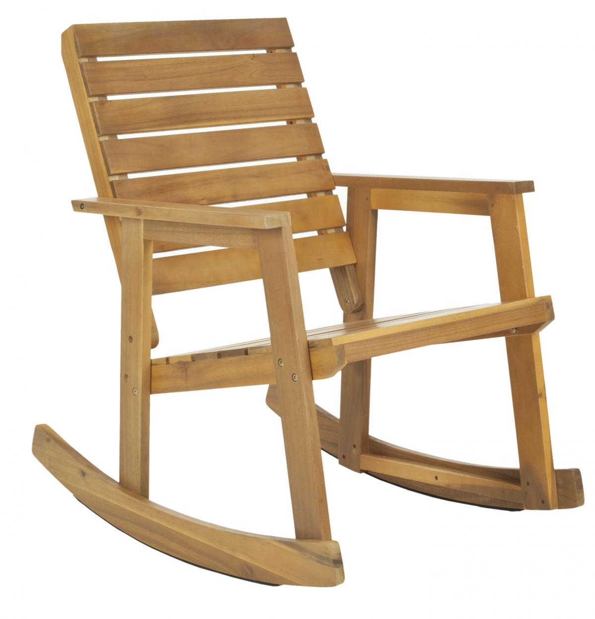 Safavieh - FOX6702B ALEXI ROCKING CHAIR