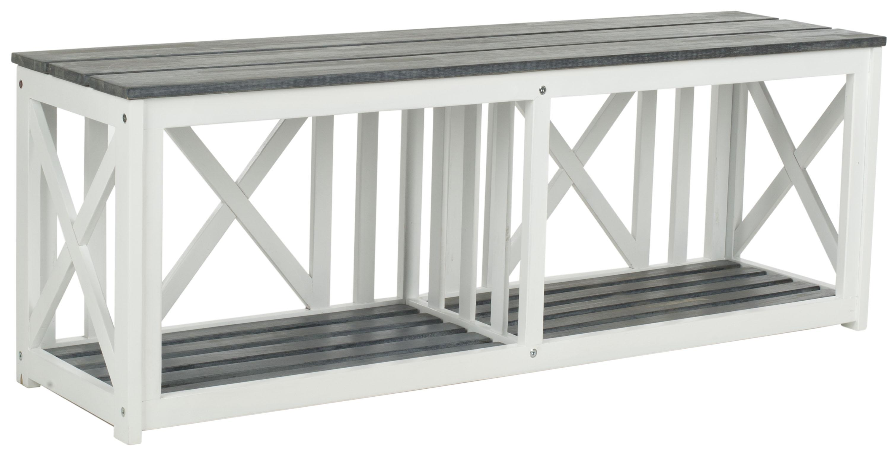Safavieh - FOX6706A BRANCO BENCH