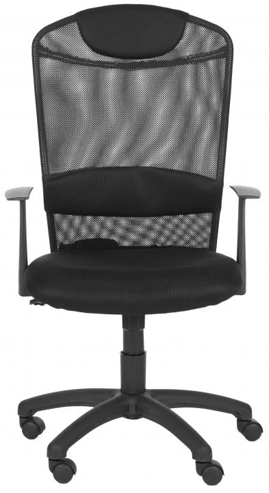 Safavieh - FOX8504A BLACK MESH DESK CHAIR