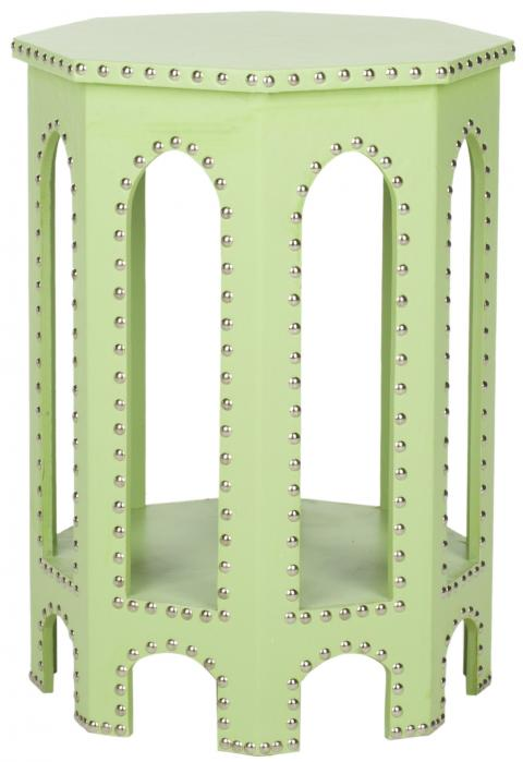 Safavieh - FOX9501D NARA END TABLE - LIGHT GREEN