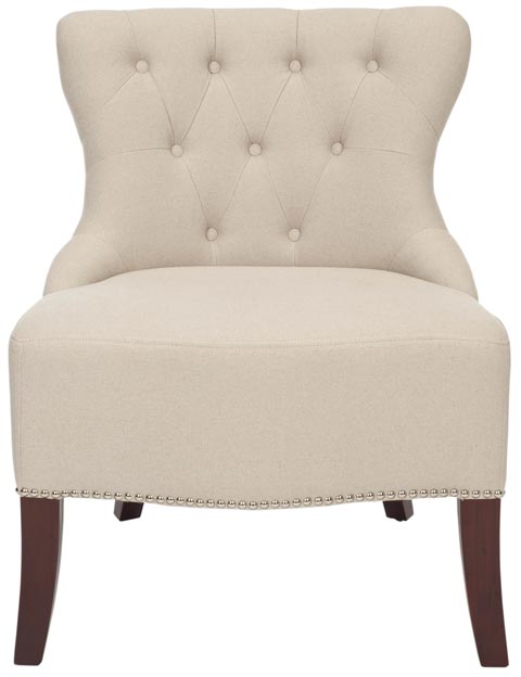 Safavieh - HUD8219B ZACHARY CHAIR