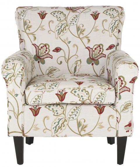 Safavieh - MCR1002A HAZINA ARM CHAIR