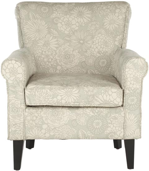 Safavieh - MCR1002B HAZINA CLUB CHAIR