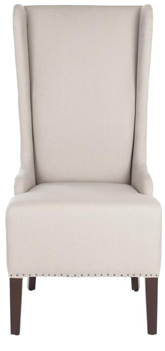 Incroyable Safavieh   MCR4501E BACALL DINING CHAIR   TAUPE $801.00   Dining Chairs