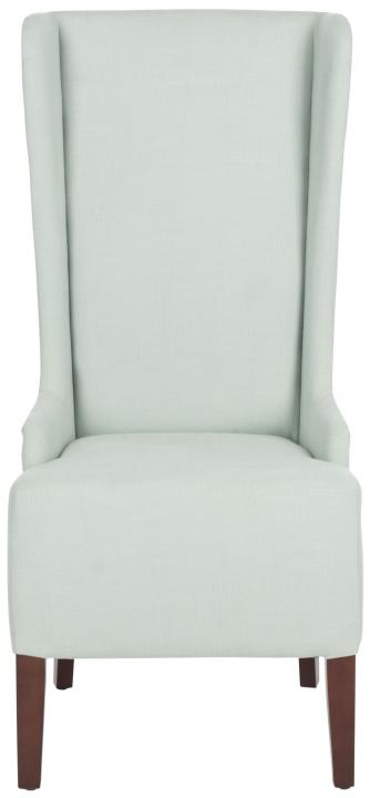 Safavieh - MCR4501J BACALL DINING CHAIR - SEAFOAM GREEN